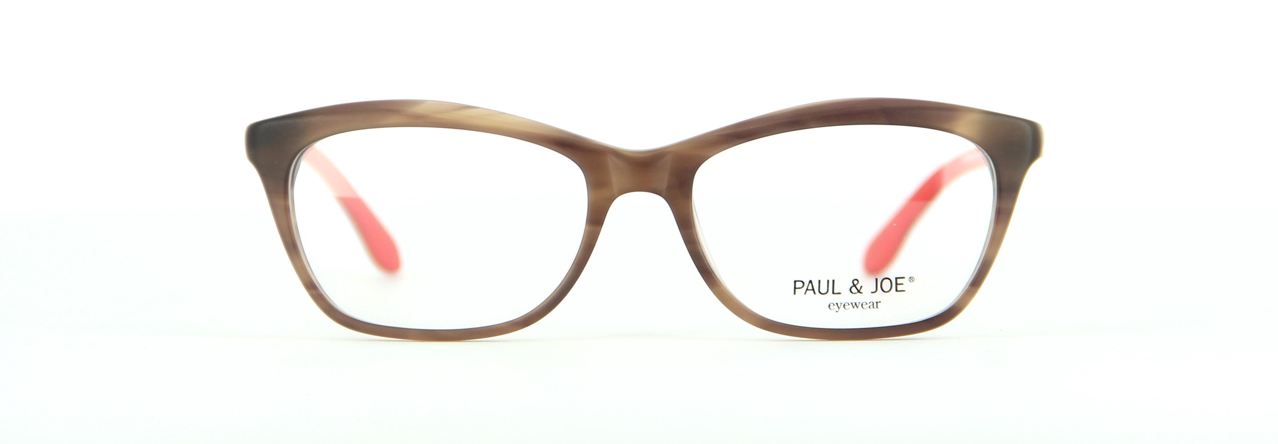 Lunettes de vue PAUL   JOE PJ CHEYENNE02 E185 53 17 Femme 8b224c2877bc