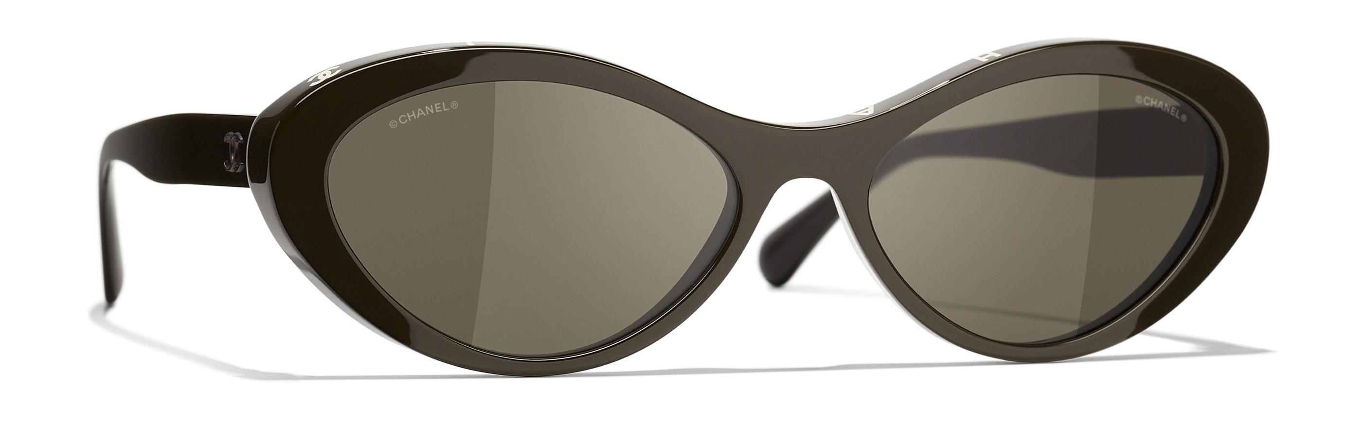 Sunglasses CHANEL CH 5416 1460/3 57/17