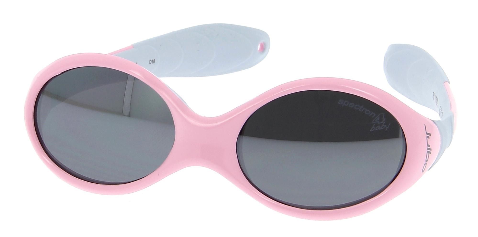 lunettes de soleil julbo j332 119c looping 2 42 14 b b rose bleu ovale cercl e tendance. Black Bedroom Furniture Sets. Home Design Ideas