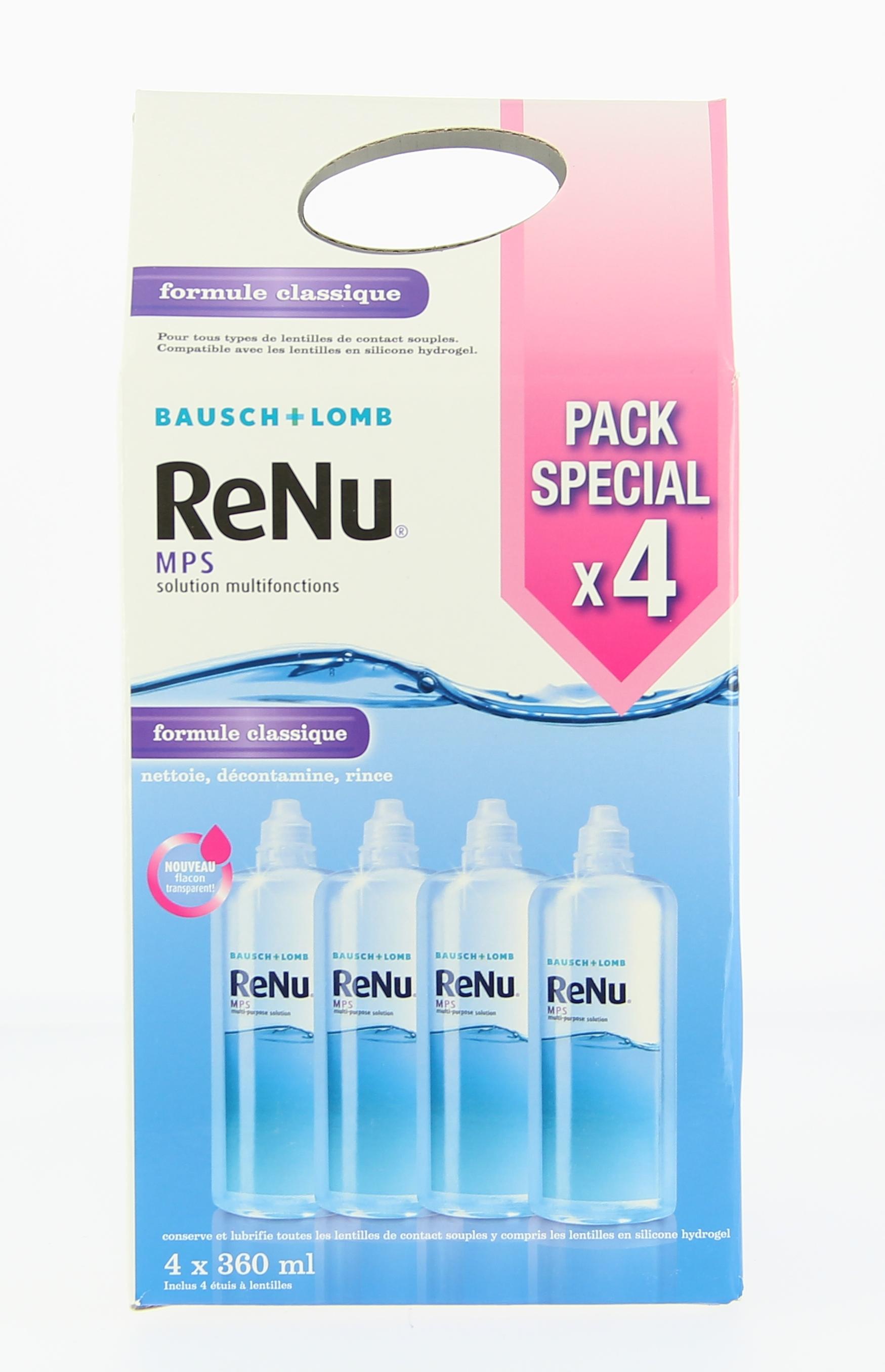 RENU 4x360ml