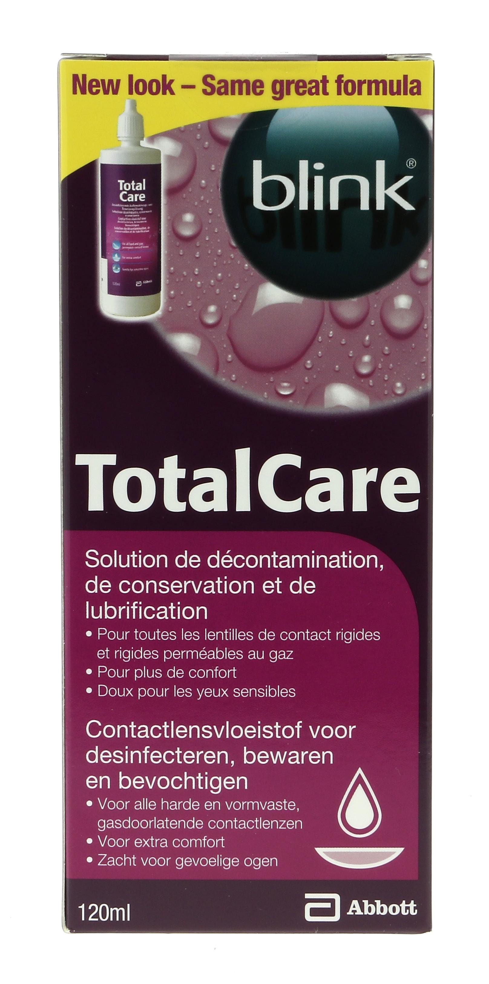 TOTALCARE DECONTAMINATION 120 ml
