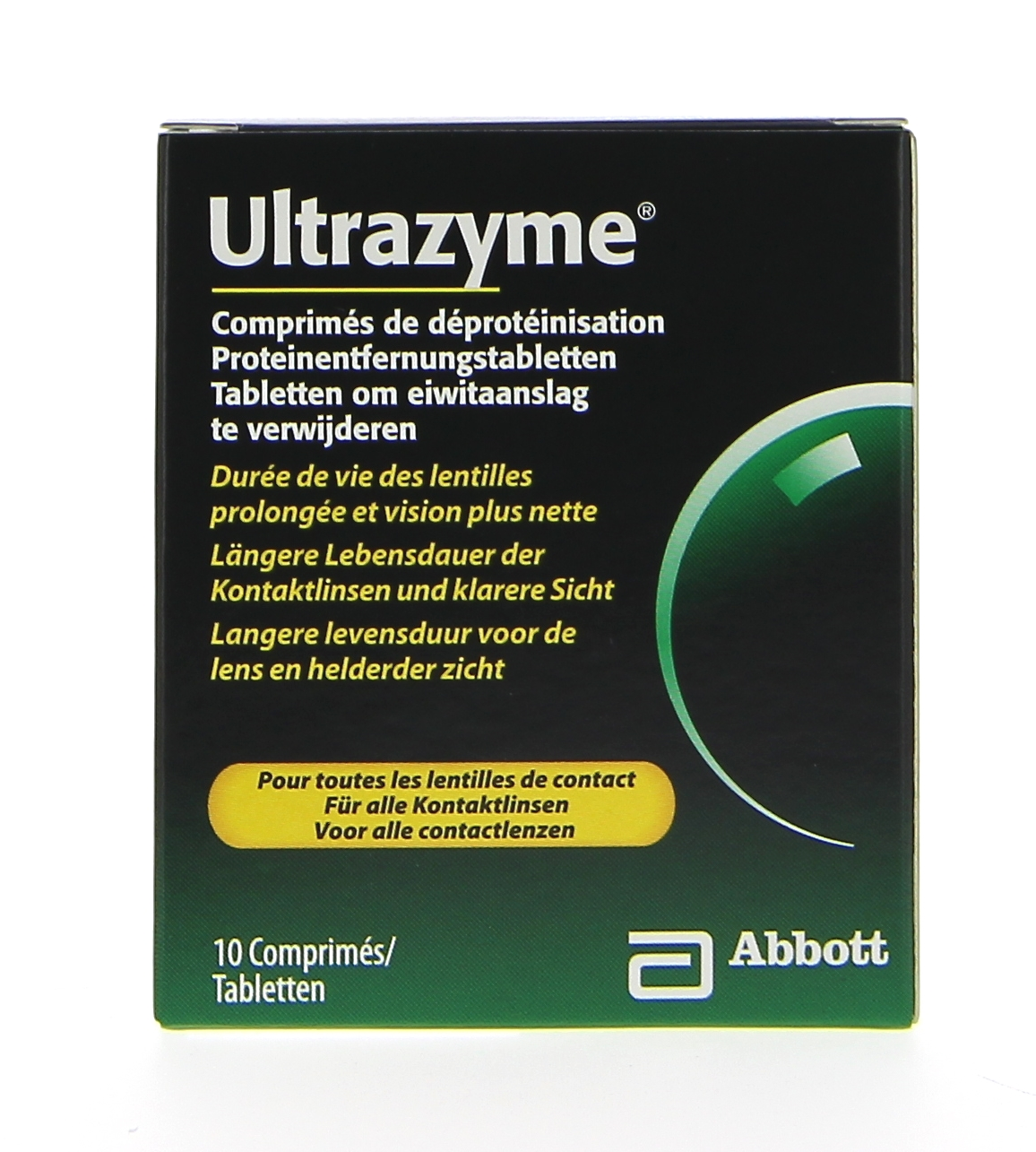 ULTRAZYME 10 comprimes