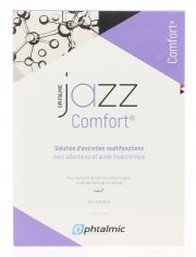 Contact lenses easy-care-solutions OPHTALMIC JAZZ COMFORT 3X360ML