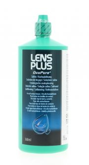 Contact lenses easy-care-solutions AMO LENS PLUS OCUPURE 360 ml