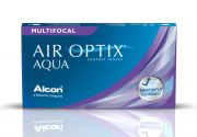 Lentilles de contact ALCON / CIBAVISION AIR OPTIX AQUA MULTIFOCAL