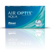 Lentilles de contact ALCON / CIBAVISION AIR OPTIX AQUA 3 lentilles