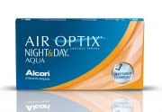 Lentilles de contact ALCON / CIBAVISION AIR OPTIX AQUA NIGHT & DAY (6)