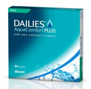 Contact lenses ALCON / CIBAVISION FOCUS DAILIES TORIC 30