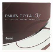 עדשות מגע ALCON DAILIES TOTAL 1 (90 lentilles)