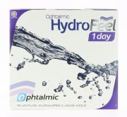 LENTILLAS OPHTALMIC HYDROFEEL 1 DAY 90