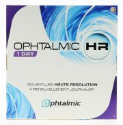 עדשות מגע OPHTALMIC OPHTALMIC HR 1 DAY 90