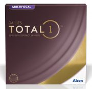 Lentilles de contact ALCON DAILIES TOTAL 1 MULTIFOCAL 90