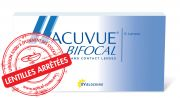 Lentilles de contact JOHNSON & JOHNSON  ACUVUE BIFOCAL