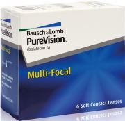 LENTILLAS BAUSCH & LOMB PUREVISION MULTIFOCAL
